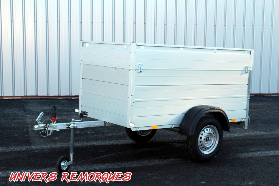 REMORQUE BAGAGERE GT-0 750.201 ANSSEMS