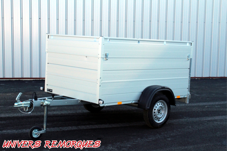 REMORQUE BAGAGERE GT-0 750.211 ANSSEMS