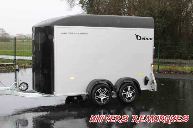 REMORQUE FOURGON DEBON ROADSTER 500