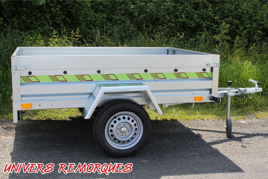 REMORQUE BAGAGERE RUSTIQUE R200 SOREL