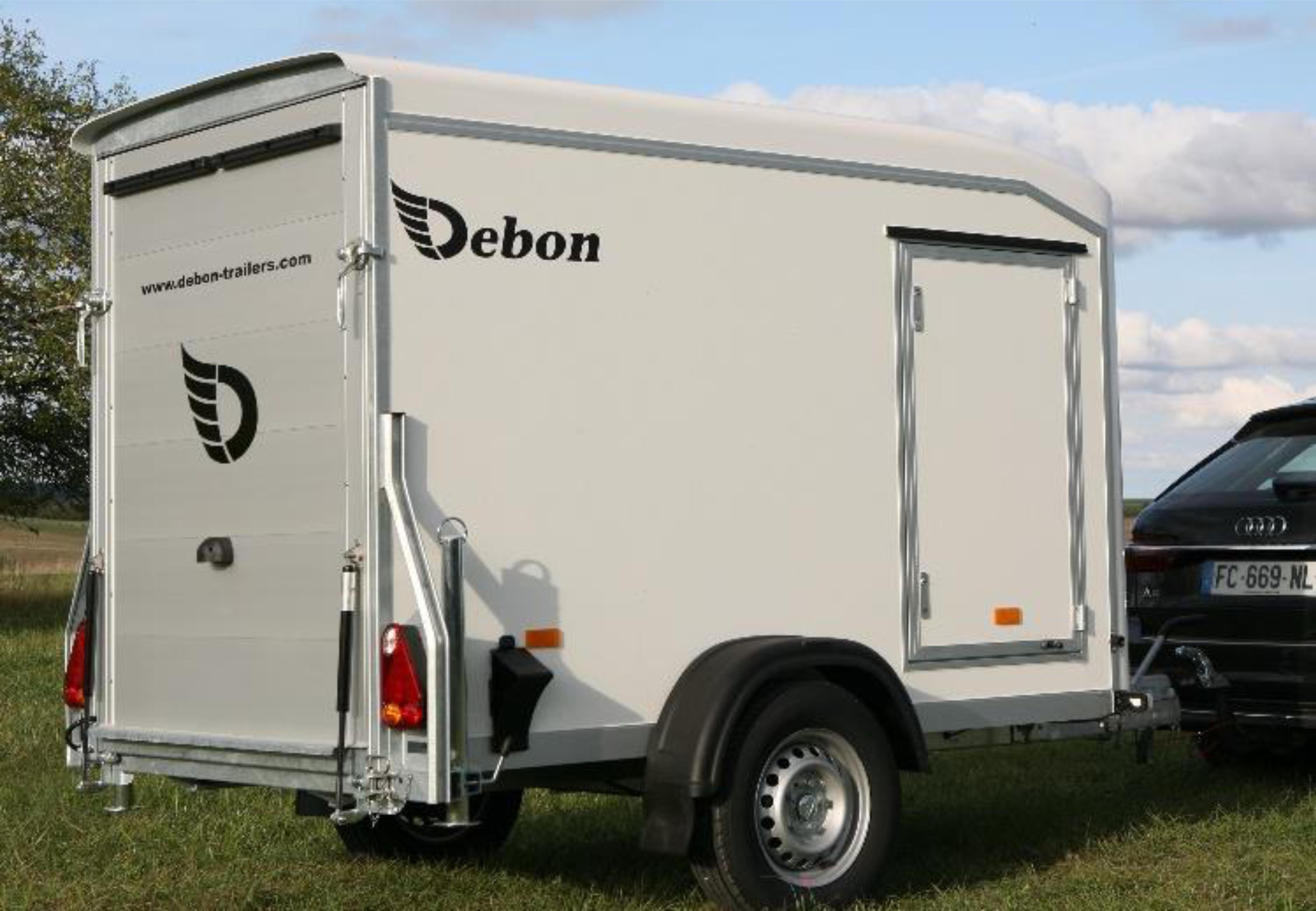 FOURGON DEBON C255 MODELE 2021